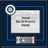 Seattle Mariners 8x10 Photo Ticket Frame