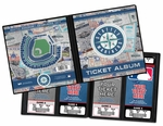 Seattle Mariners Ticket Album