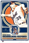 MLB Sports Propaganda Screen Prints / Serigraphs