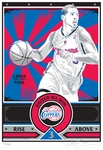 NBA Sports Propaganda Screen Prints / Serigraphs