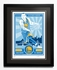 Stephen Curry Sports Propaganda Handmade LE Serigraph - Warriors