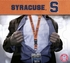Syracuse Orangemen NCAA Lanyard Key Chain and Ticket Holder