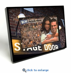 Theater Stage Entrance 4x6 inch Table Top Picture Frame