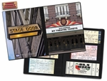 Theater Ticket Album - A Photo Album Designed to Hold Ticket Stubs