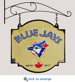 Toronto Blue Jays 16 X 16 Metal Tavern / Pub Sign