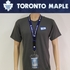 Toronto Maple Leafs Lanyard Key Chain with Ticket Holder