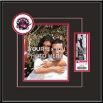Toronto Raptors 8x10 Photo Ticket Frame