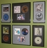 Two CD and Cover Art Display Frame