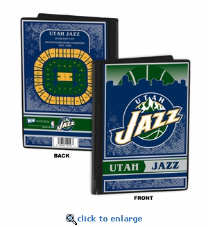 Utah Jazz 4x6 Photo Album / Brag Book