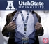 Utah State University Aggies NCAA Lanyard Key Chain and Ticket Holder