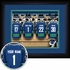Vancouver Canucks Personalized Locker Room Print