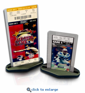 Vertical Ticket Topload Stand