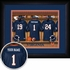 Virginia Cavaliers Personalized Football Locker Room Print