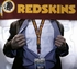 Washington Redskins NFL Lanyard Key Chain and Ticket Holder - Red