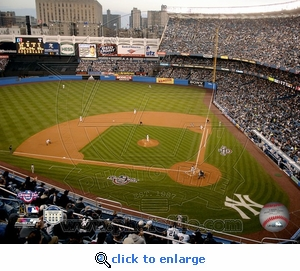 Yankee Stadium Opening Day 2008 8x10 Photo