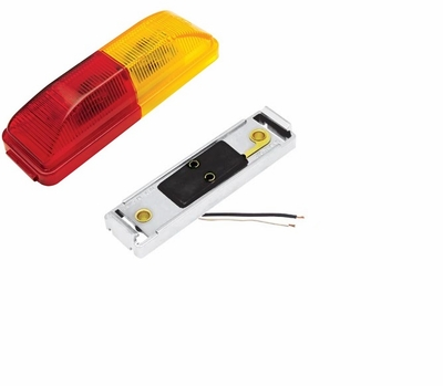 LED Trailer Marker  Fender Light Kit