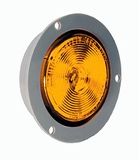 "2.5"" Amber Led Flange Mount Lamp"