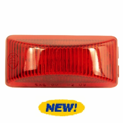 2.5 x 1 RED 8 LED Clearance/Marker