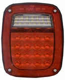 3 Stud Led Combination Stop/Tail/Turn lamp Set