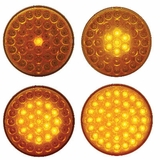"""4"""" LED Sequential Bullzeye Light"""