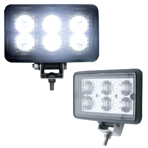 4 X 6 Heavy Duty LED Work Light