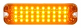 5 X 1.5 Amber LED Strobe Light