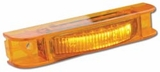 Amber Thin-Line LED Lamp