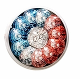 "American Superlite 4"" US Flag Light"
