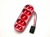 American Superlite Oval Stop Tail Turn Light