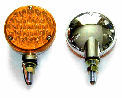 LED Single Faced Park and Turn Light
