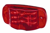 Maxxima LED Clearance Light Red