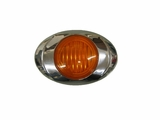 ML3K mini Amber Oval Led Light