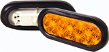 Oval Amber Led Lamp Kit