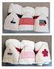 Hooded Towels from Bows and Beaus