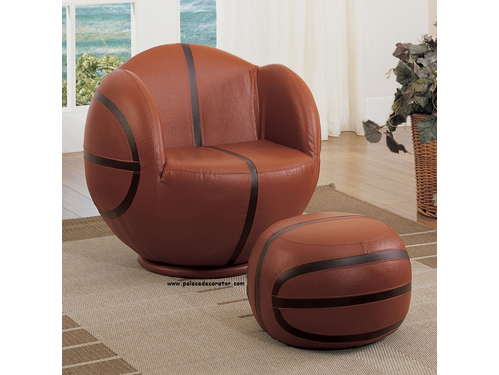 2 PC Pack Chair & Ottoman