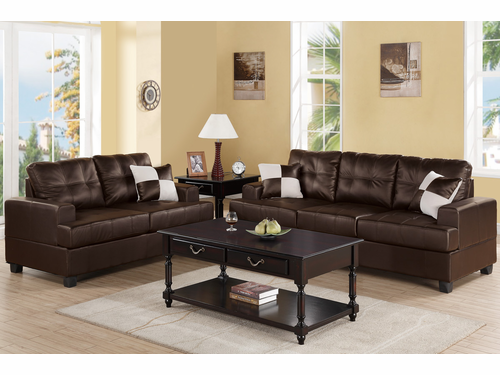 2 PCs Sofa Set