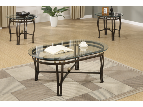 3 PCs Coffee Table  Set