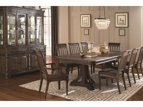 9PCS Formal Dining Set