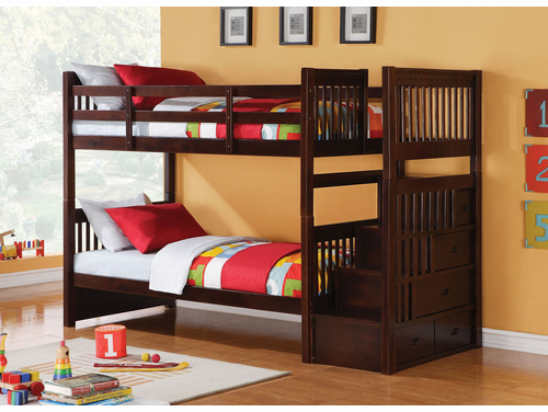 Bunk Bed With Storage