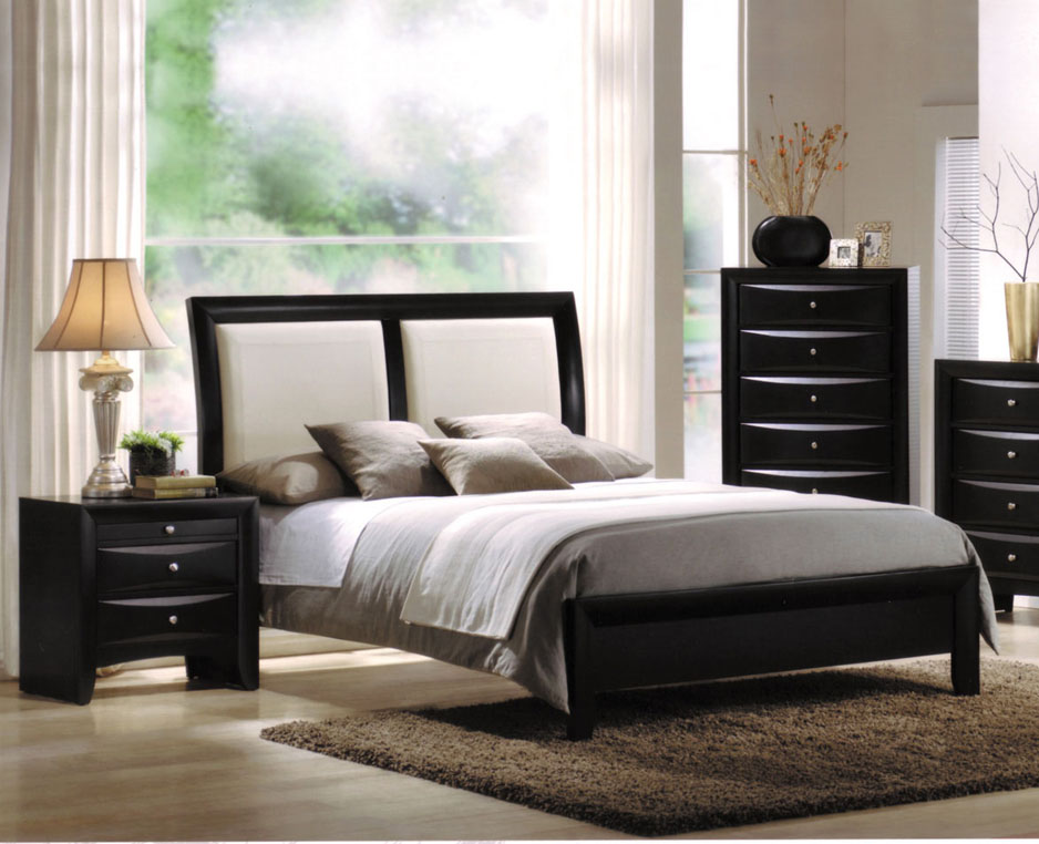 Ireland Collection White Finish Bycast California King Bed Frame ...