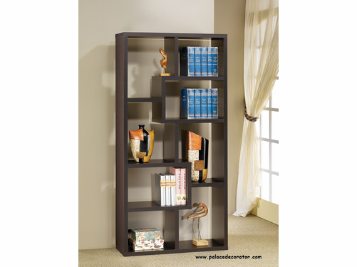 Cappuccino Finish Bookshelf