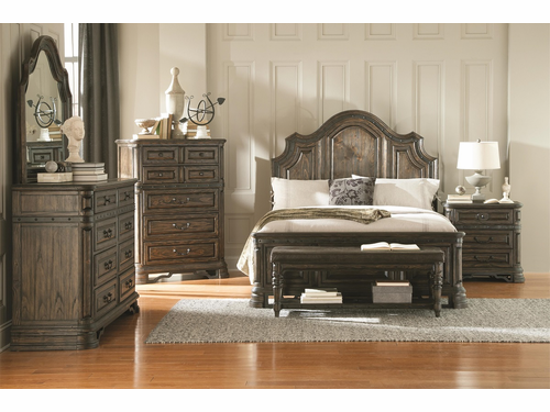 Carlsbad Queen Size Bed Frame