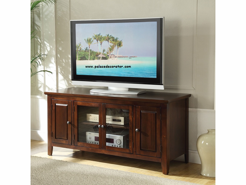 Christella Chocolate Finish TV Console