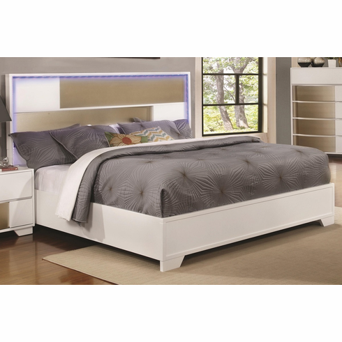 Coaster Furniture Item 204741KW: Havering Collection California King Bed Bed Frame