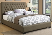 Chloe Upholstered  Queen  Size Frame