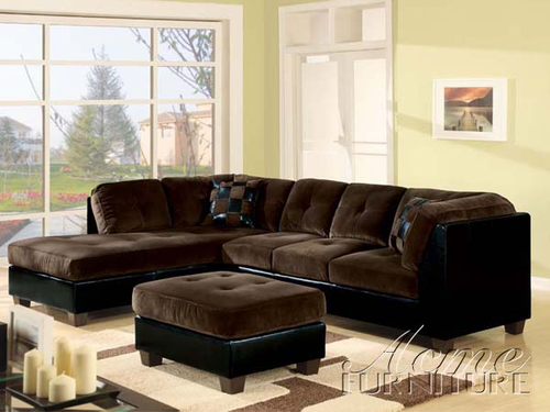 Deltona Plush Sectional
