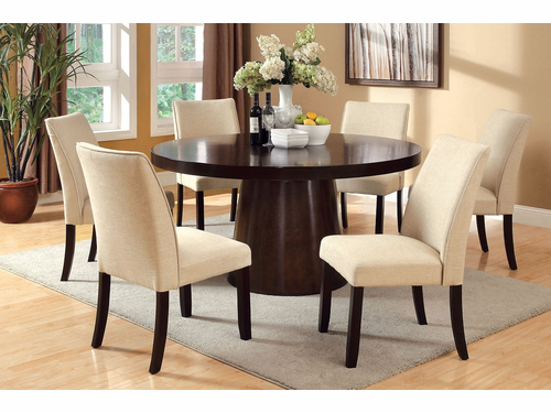 Havana Collection7 PCS Dining Table Set