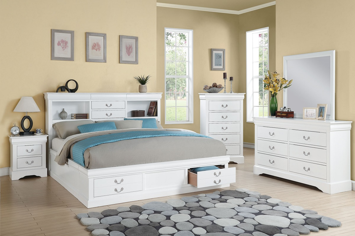 headboard dimensions storage bed drawers platform size with fresh and low california frame cal king throughout