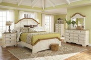 Oleta Collection Queen Bed Frame