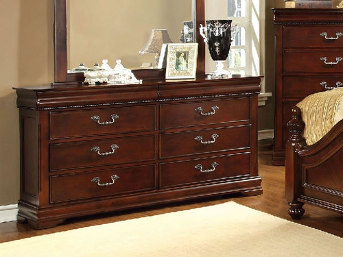 Mandura Cherry Finish Dresser